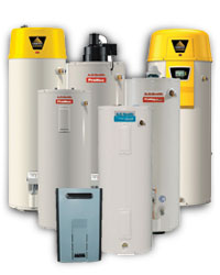 tanked water heater