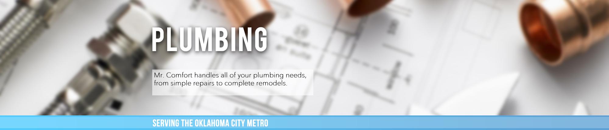 plumbing okc
